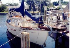 1982 Tayana MK II - AFT CABIN