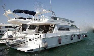 1992 Ferretti Yachts Altura 58