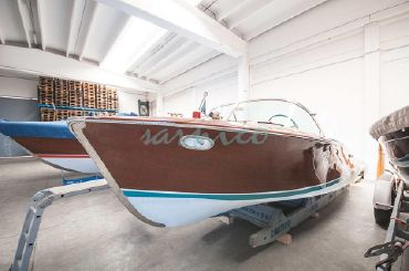 1966 Riva Super Ariston