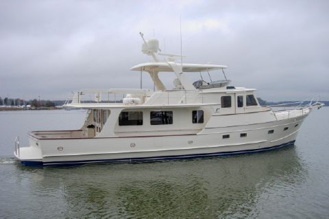 2014 Fleming Yachts 65