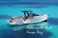 2021 De Antonio Yachts D34 CRUISER