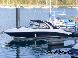 2007 Sea Ray 290 Sunsport