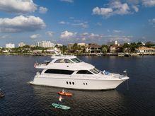 2008 Hatteras Motor Yacht