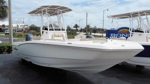 NauticStar 2018 NauticStar 231 Coastal Center Console Bay/Deck Boat Hybrid
