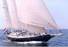 1995 Royal Huisman Shipyard Ketch