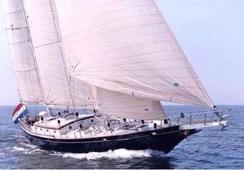 1995 Royal Huisman Shipyard Ketch