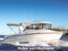2020 Parker 660 Pilothouse