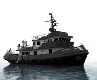 1964 Benetti 30m Tug boat