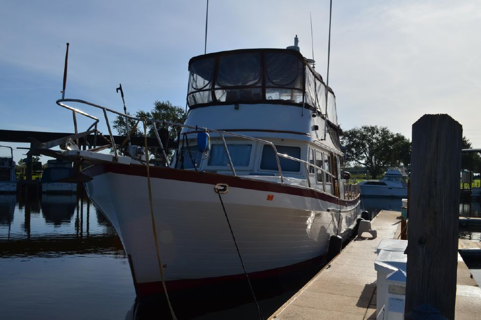 1988 Marine Trader 44' Classic Trawler 44 Boats for Sale