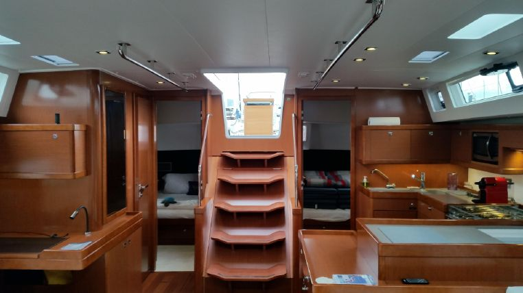 2015 Beneteau Broker Sell