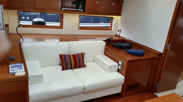 2015 Beneteau Broker Maine