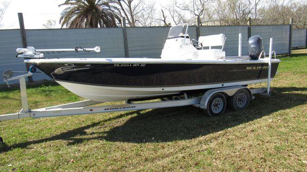 Sea Hunt BX 22 Pro