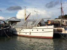 1927 Taylor And Bates 45ft Classic M/Y for Restoration