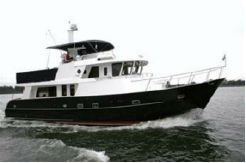 2021 Goldwater 55 CE Trawler