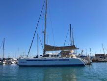 1990 Fountaine Pajot 53