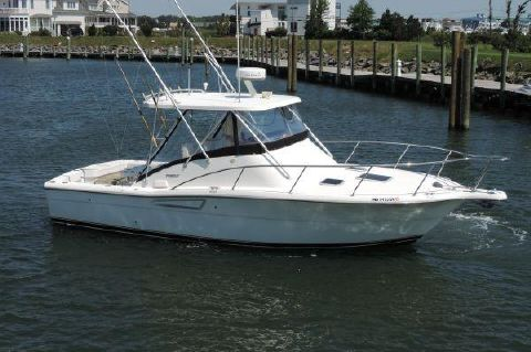 2001 Pursuit OFFSHORE EXPRESS