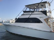 1989 Egg Harbor 54 Convertible Flybridge