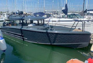 2020 Xo Boats 270 OB Cabin