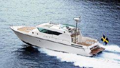 2021 Delta Powerboats 40 Walk Around