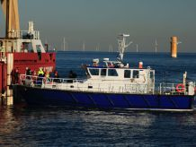 1996 Guard Vessel Aluminium