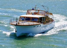 1954 Stephens Brothers Raised Deck Triple Cabin