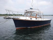 1985 Fortier 26 Express Downeast