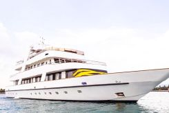 2012 Megaway Superyacht Luxury Live Dive