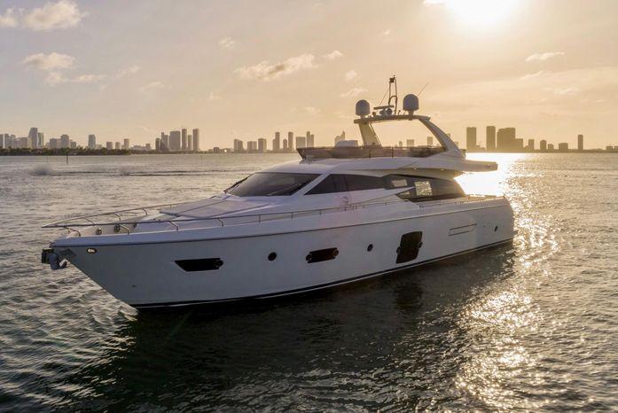2012 Ferretti Yachts