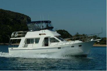 2021 Goldwater 45 ES Trawler