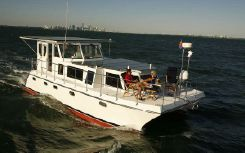 2009 Island Pilot Electric Trawler Catamaran