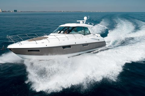 2012 Cruisers Yachts 48 Cantius - Port