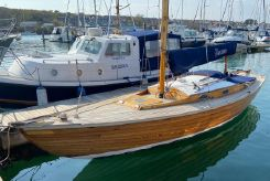 1964 Folkboat 25