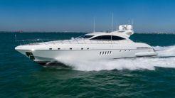 2004 Mangusta Sport Yacht