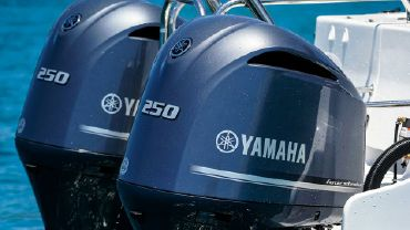 2021 Yamaha Outboards F250