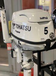 2019 Tohatsu MFS5CLPGSPROL