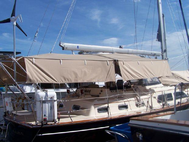 2008 Island Packet Brokerage Rhode Island