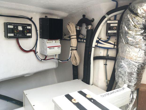 2008 Island Packet Broker BoatsalesListing