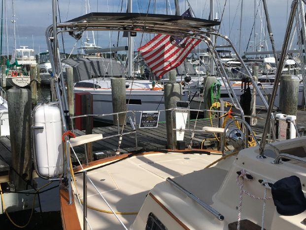 2008 Island Packet Purchase BoatsalesListing