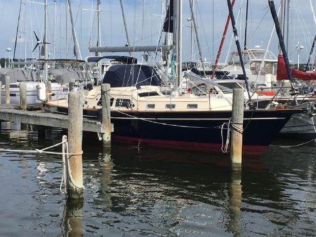 2008 Island Packet Buy BoatsalesListing