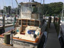 1989 Egg Harbor 43 Sport Fisherman