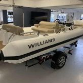 2020 Williams Jet Tenders Dieseljet 565
