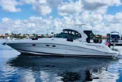 2005 Sea Ray Sundancer 420