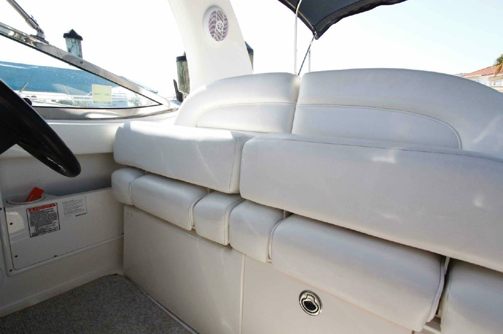 Sea Ray 300 Sundancer Bolsters