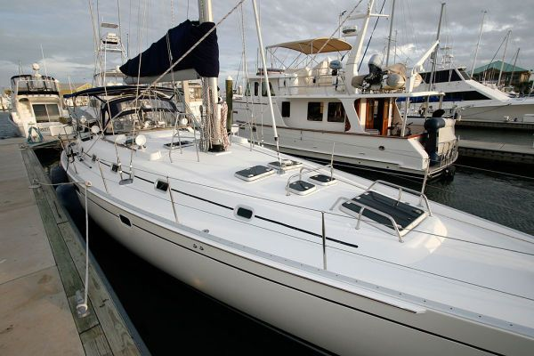 1996 Beneteau Owners Version 3 cabin 3 head - Deck