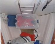 1996 Beneteau Owners Version 3 cabin 3 head - Crew / Storage