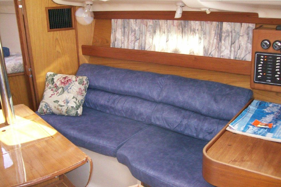 Starboard Seat