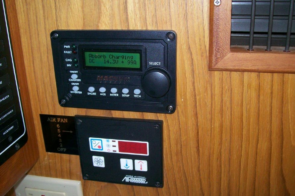 Invertor and Up-Graded A/C Controls