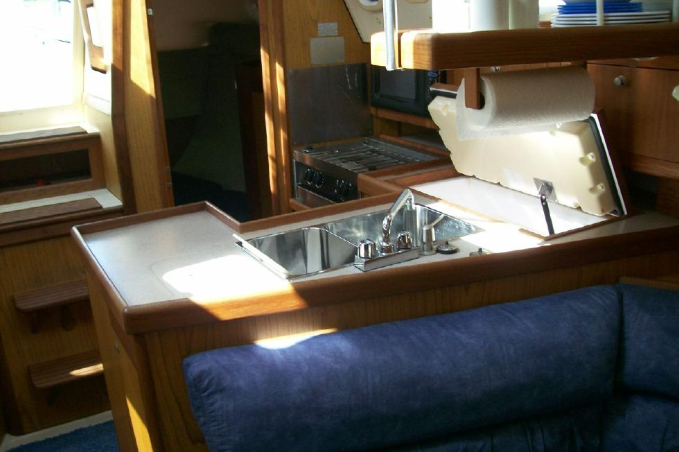 Spotless Galley