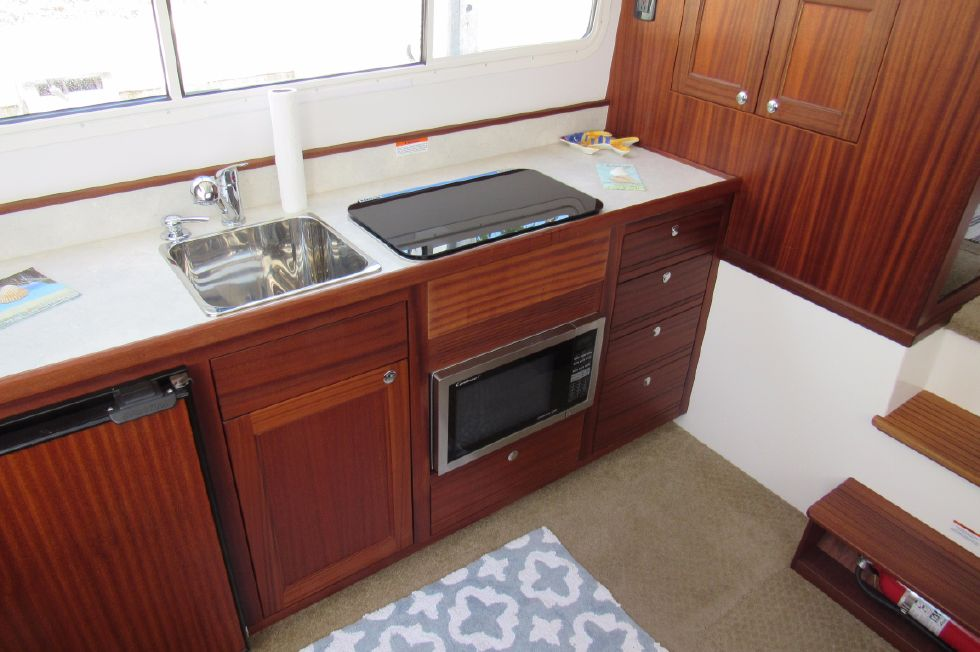 2014 Nordic Tugs 34 - Spotless Galley