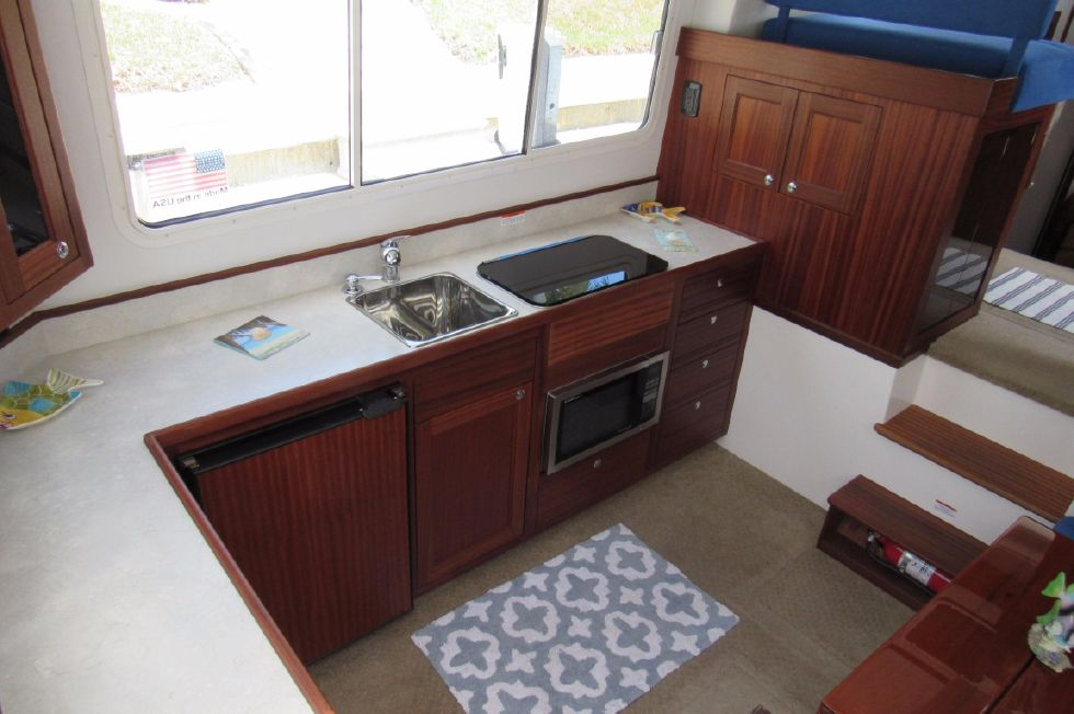 2014 Nordic Tugs 34 - Super Clean Galley